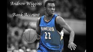 "NBA- Andrew Wiggins Mix|""Bank Account"""