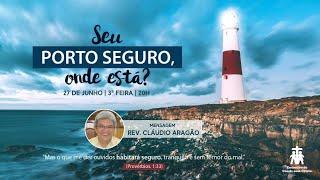 Reunião Mensal ECCC | Igreja Presbiteriana do Rio | 27.07.2021