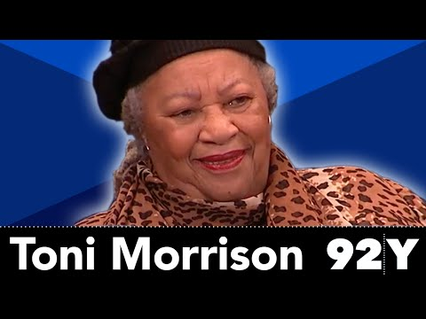 """Toni Morrison Reads From and Discusses """"God Help the Child"""" (Full Event)"""