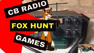 Day 7 : CB Radio Games - The Fox Hunt