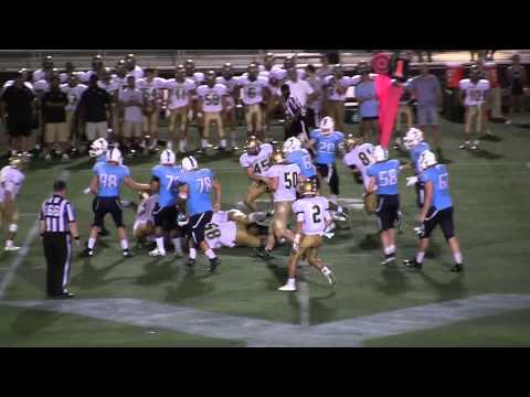 2014 Langley vs Yorktown Football Highlights