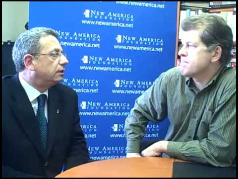 Mustafa Barghouti and Steve Clemons on Israeli Elections