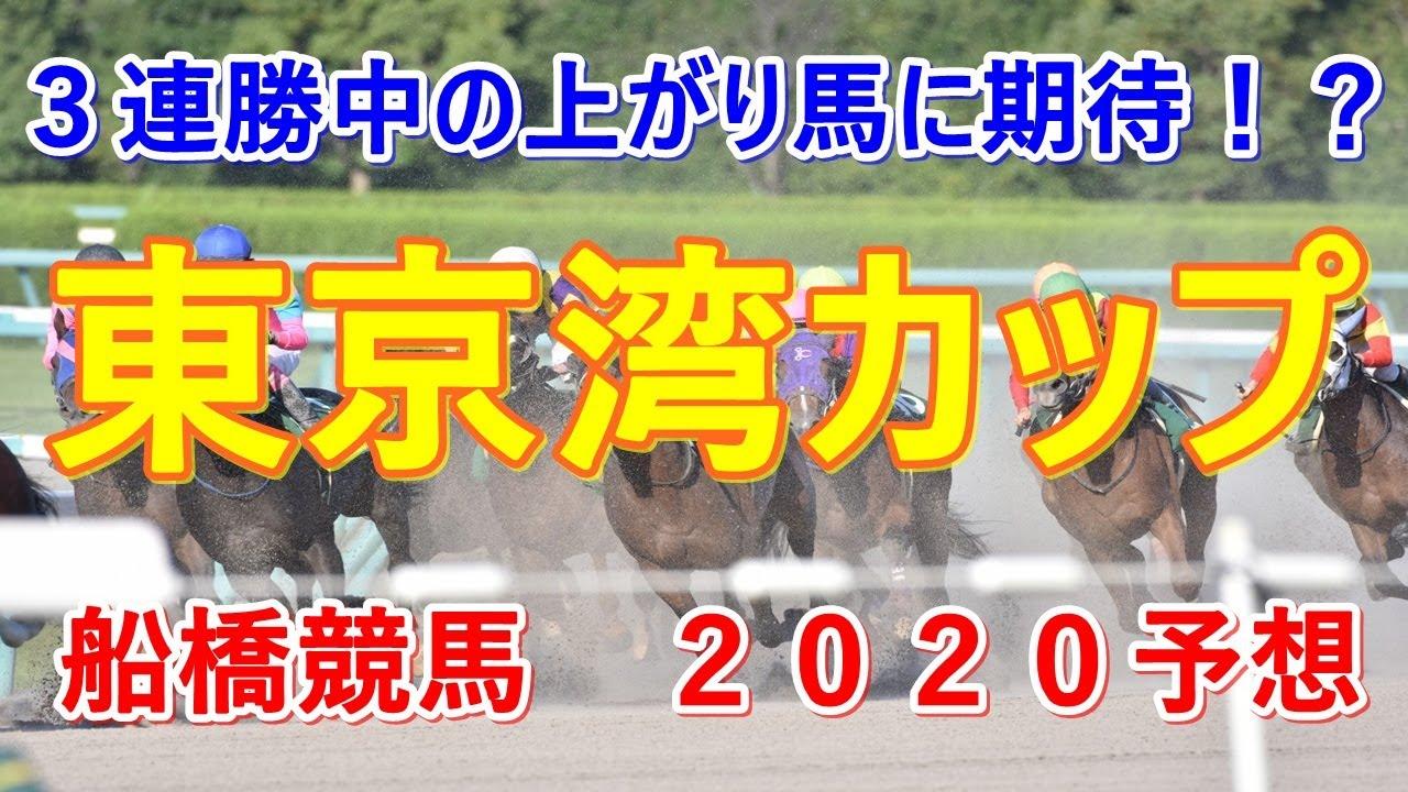 東京湾カップ【船橋競馬2020予想】3連勝中の上がり馬に期待 ...