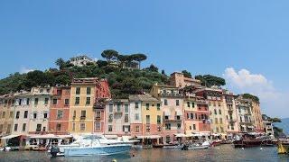 Лигурийское побережье. Лигурия. Liguria.