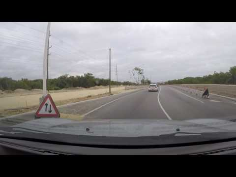 Driving in the Cayman Islands - June 18, 2017