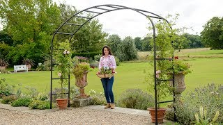 Garden Arches Endorsed By The Rhs