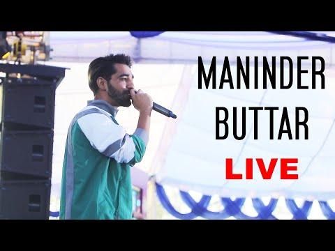 Maninder Buttar Live Performance | CGC Parivartan 2018 | Sakhiyaan