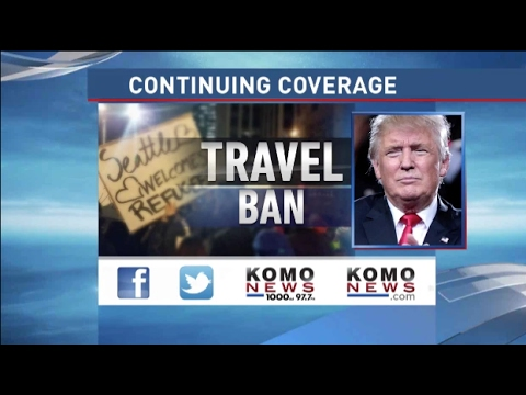 Travel Ban - Trump White House Vows To Overturn Court  As Visas Reinstated