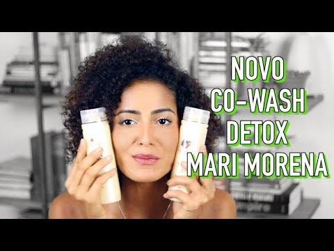 NOVO CO WASH DETOX MARI MORENA (Resenha) | Mari Morena