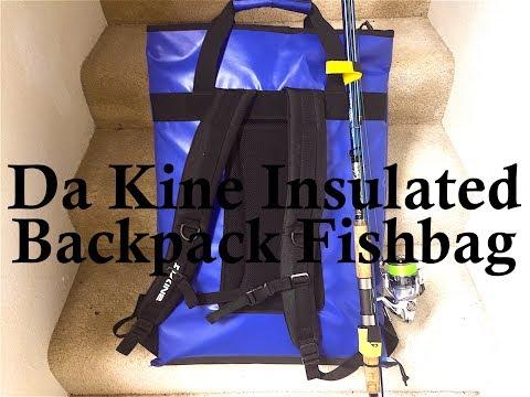 DAKINE GT/ULUA FISH BACKPACK FOR ANGLERS! - YouTube