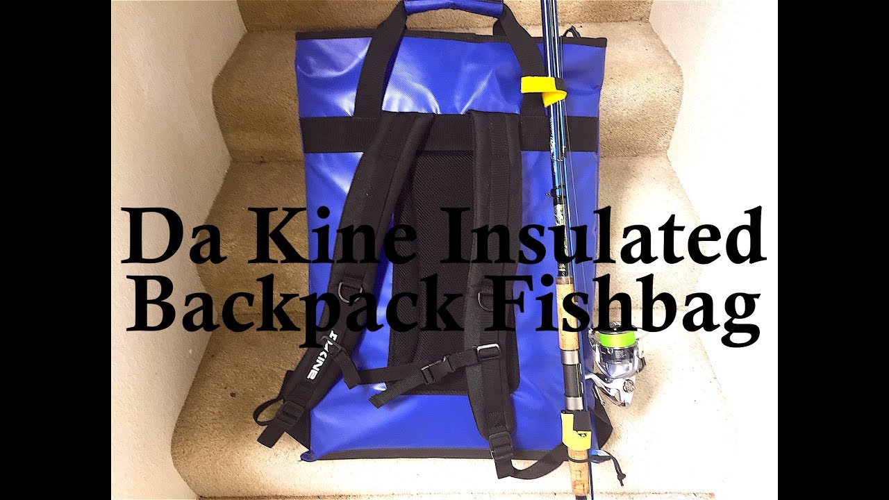 official shop buy sale color brilliancy Dakine Brand Insulated GT Ulua Fish Back Pack Sm/Lrg For Anglers!
