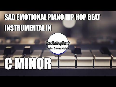 Sad Emotional Piano Hip Hop Beat In C Minor | Broken Memories