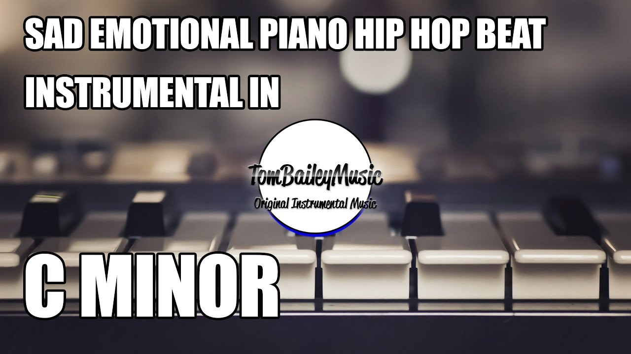 Sad Emotional Piano Hip Hop Beat In C Minor | Broken Memories