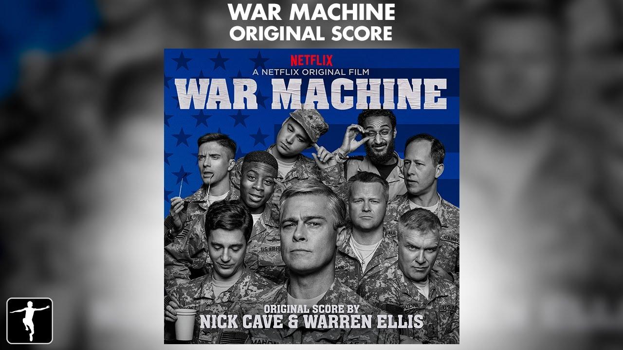 War Machine – Nick Cave & Warren Ellis – Soundtrack Preview (Official Video)