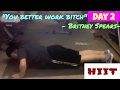 High Intensity Interval Training (Day 2)