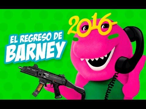 Joda Telefónica: Barney a niña Rominita (2016) y Cambio de Nombre (R-Niec) | Damian y el Toyo