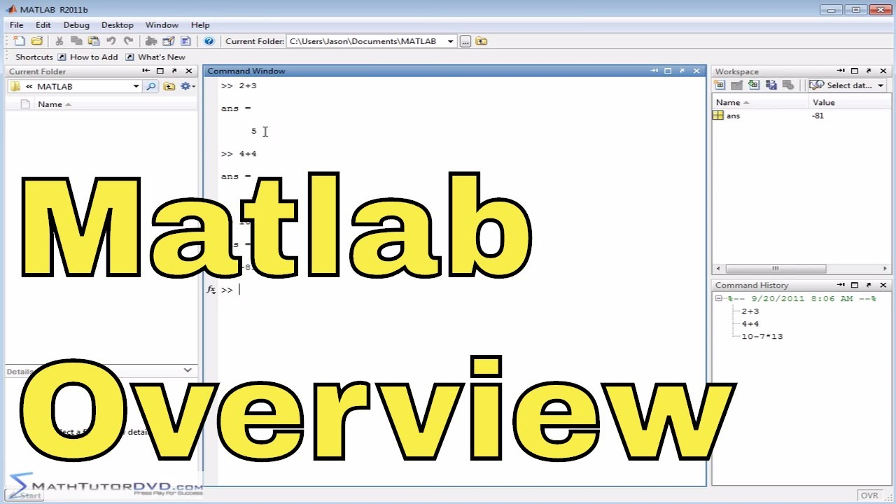 Matlab Tutorial Math Tutor Public Gallery