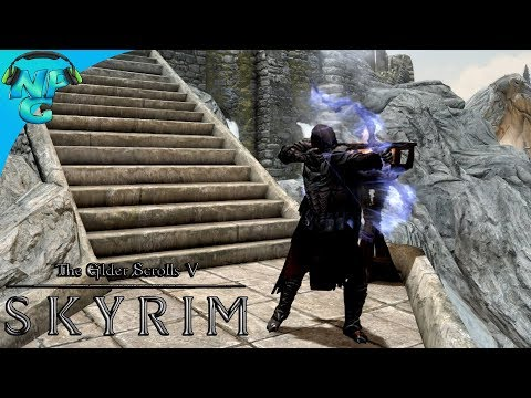 Elder Scrolls V Skyrim  - Hunting Down Targets for the Dark Brotherhood and Artifact Collecting!