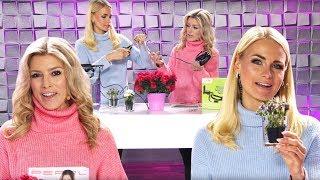 Katie Steiners Blumen gehen nie wieder ein! Bei PEARL TV (April 2019) 4K UHD