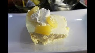 Ruby's Lemon Fluff Dessert - Bonita's Kitchen