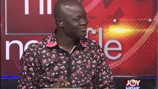 NDC Primaries - Newsfile on Joy News (29-8-15)