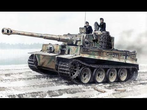 Tiger в Ground War Tanks#2