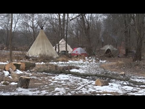 Ramapough Lenape Nation, Mahwah at Odds Over Teepees