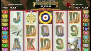 Tally Ho Slot Machine Bonus Round