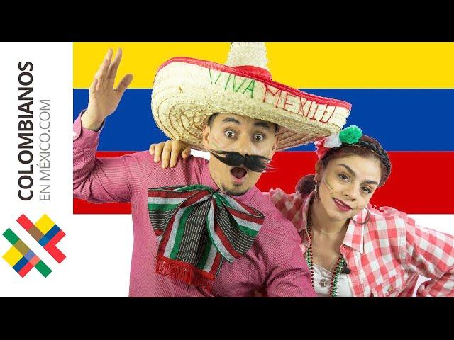 Dar el Grito Siendo Colombiano | Independencia de México