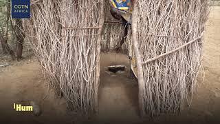 My human waste - Turkana, Kenya