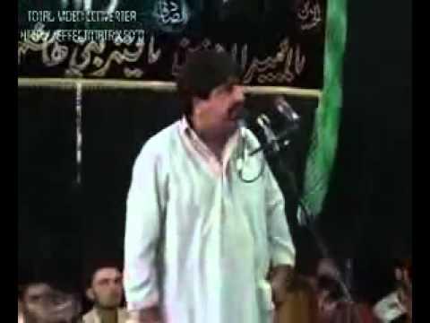 Zakir Ghazanfar Abbas Gondal  Darbar-e-Yazeed 2013 new