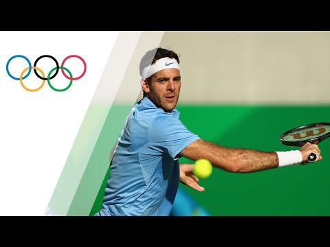 Del Potro beats Nadal in an astonishing tennis semi-final