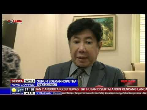Guruh Soekarnoputra: Puisi 'Ibu Indonesia' Tidak Menyinggung Syariat Islam
