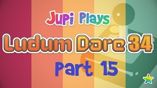 Jupi Plays Indie Games: ALL THE INDIE GAMES [Ludum Dare 34] [Part 15]