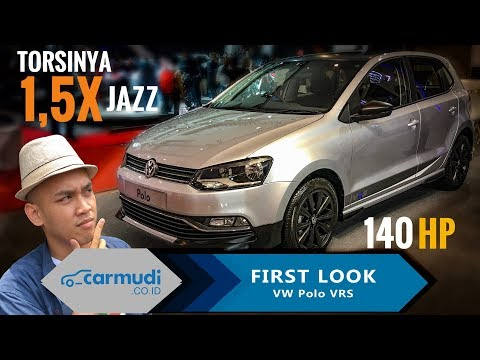 VW Polo VRS 2018 Indonesia - FIRST LOOK