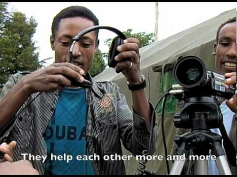 10 Steps Making-of Participatory Video, Telecho, Ethiopia