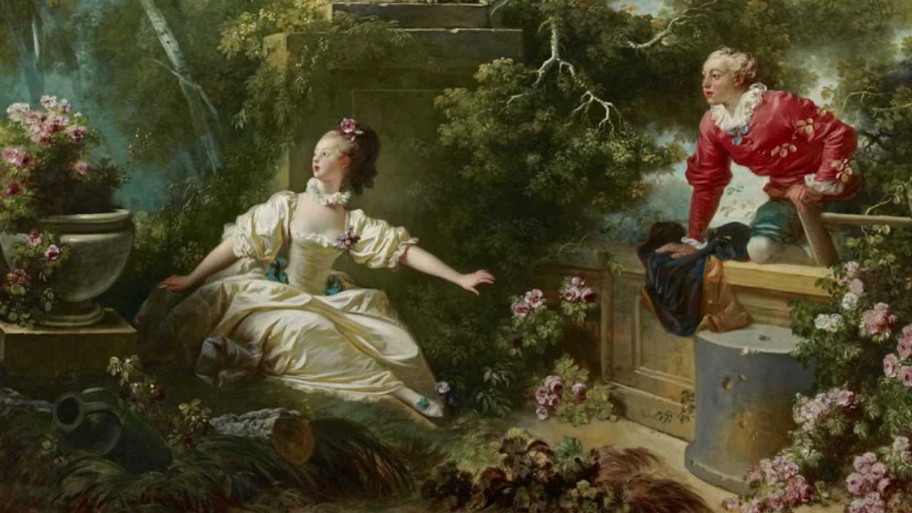 fragonard the meeting from the progress of love His assigned theme was the progress of love, and fragonard selected to illustrate a variety of stratagems and tactics which lovers the meeting.