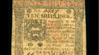 "El orígen español del dólar americano: ""spanish milled dollars"""