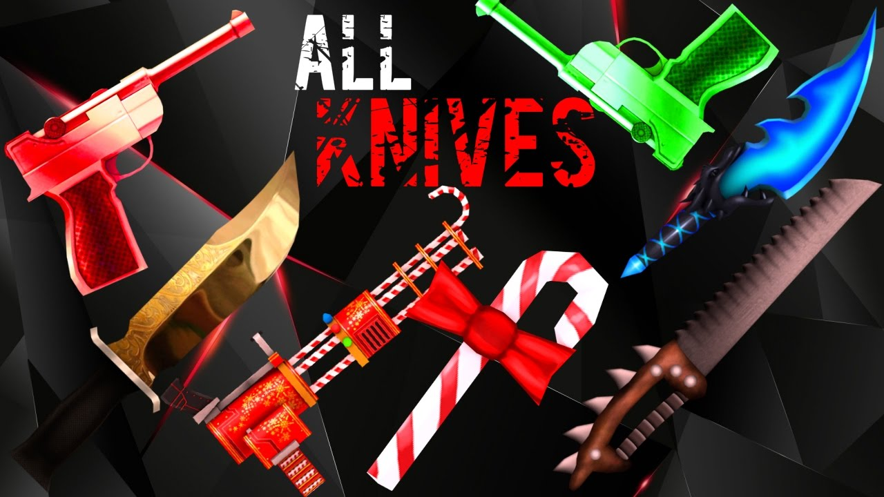 how to get free knives in mm2 2017