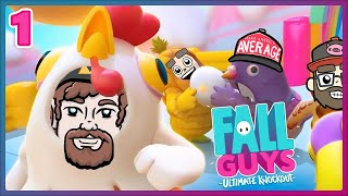 Ever wonder what Mario Party battle royal would look like? Look no further! The future is here.