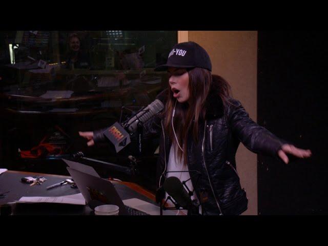 Kanye West - Stronger (Jenna Parody) | The Kidd Kraddick Morning Show