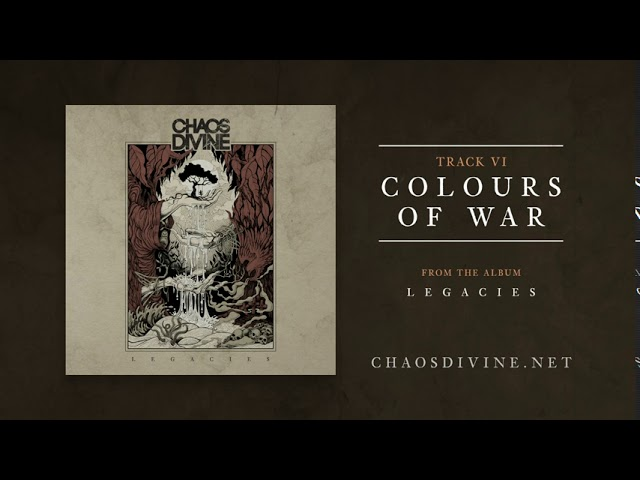 Chaos Divine - Colours of War [Official HD Audio]