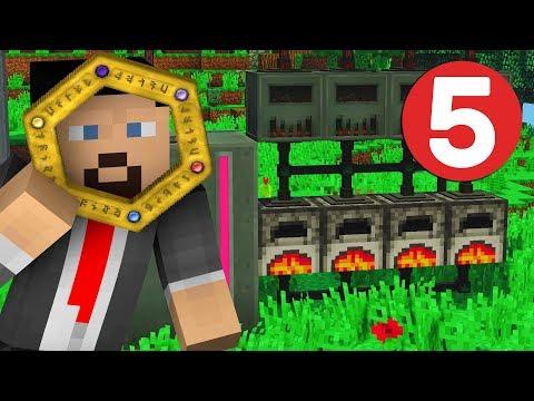 Ферма энергии и первая магия - Сборка Майнкрафт с модами #5 (Thaumcraft 6 | Ender IO)