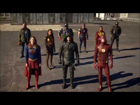 Flash Tribute  Heroes We Could Be  Alesso