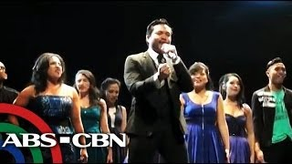 Pinoy talents shine for