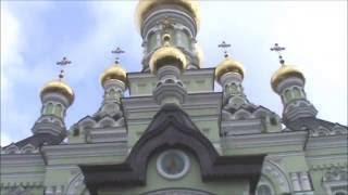 видео Монастыри Киева. Свято-Введенский и Свято-Покровский монастырские обители