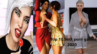 Top 10 Adult Gaṁes of 2020 , for android, PC and Mac