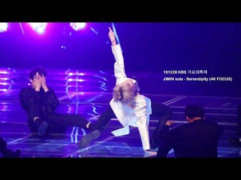 181228 KBS 가요대축제 JIMIN Solo - Serendipity (4K FOCUS) BTS 방탄소년단 지민