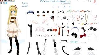 Anime Dress Up Game - Manga,anime,japanese Dress Up Games For Girls