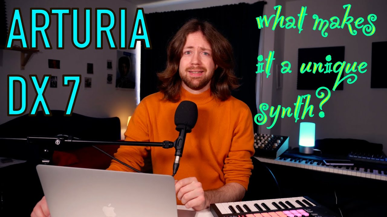 Download Why I like the Arturia DX7 V - Making a Beat with Arturia V- Collection (Sound Design Tutorial)